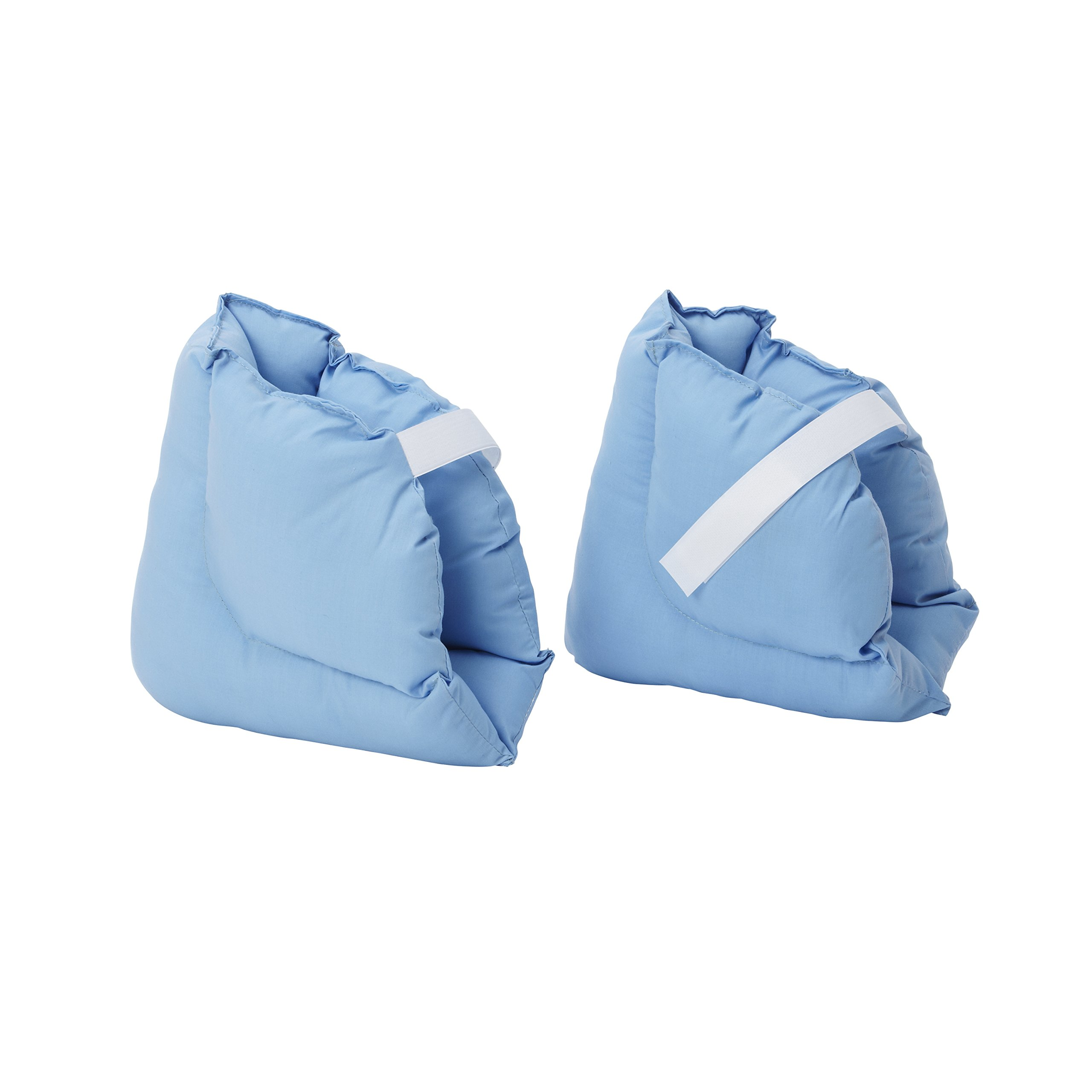DMI Heel Cushions, Heel Protectors, Heel Protection for Soreness and Healing, One Pair, Blue