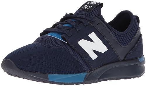 Zapatillas de Mujer New Balance KL247C2G Marino 38 Azul: Amazon.es: Zapatos y complementos