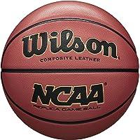 Wilson WTB0730 Ballon de basketball Réplique NCAA Orange Taille 7