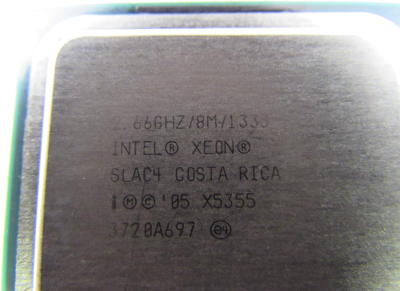 Intel Xeon X5355 2.66GHz 8M//1333 SLAC4 Socket LGA 771 Clovertown CPU Processor