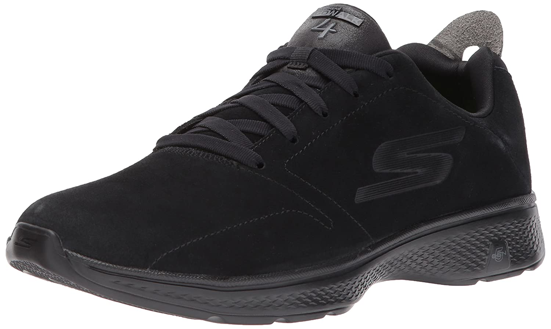 Noir (noir) 40 EU Skechers Go Walk 4, Chaussures de FonctionneHommest Homme