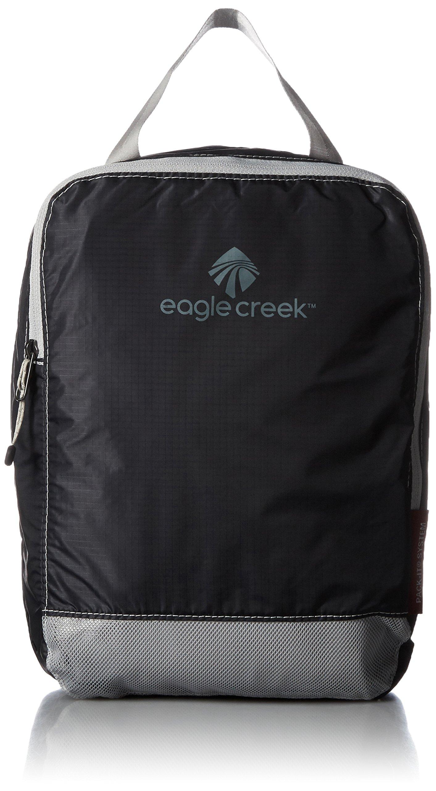 Eagle Creek Pack-it Specter Clean Dirty Half Cube, Ebony