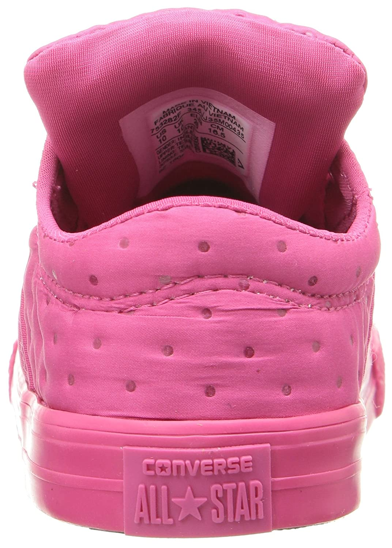 Converse Vivid Chuck Taylor All Star Season Ox, Unisex Sneaker Vivid Converse Pink/Vivid Pink/Vivid Pink 9d6437