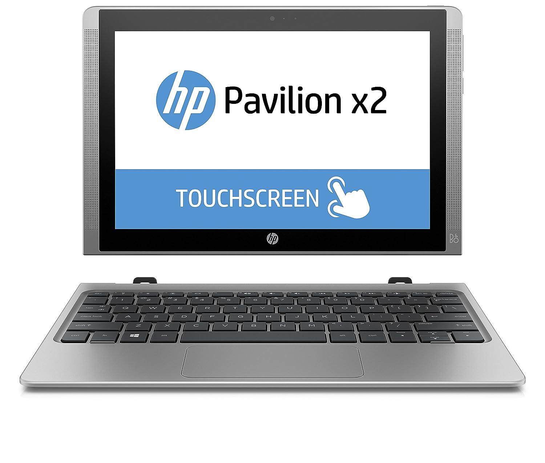 HP Pavilion x2 10-n201ng Plata Híbrido (2-en-1) 25,6 cm (10.1