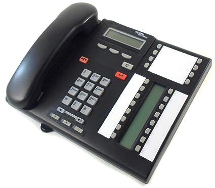 Norstar T7316E Charcoal Speaker Phone