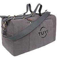 Weekender Reisetasch TUYI reisetaschen Damen reisetaschen Herren Reisetasche klein Reisetasche groß Duffle Bag wasserdicht Duffel Dry Bag Reisetasche Weekender Damen Reisetasche Weekender Herren
