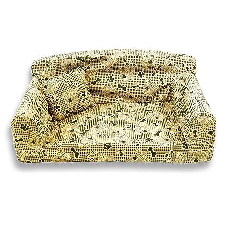 Dog Tired - Pet Beds Direct Perro Cansado Gris Oscuro – sofá. Trendy 3 tamaños
