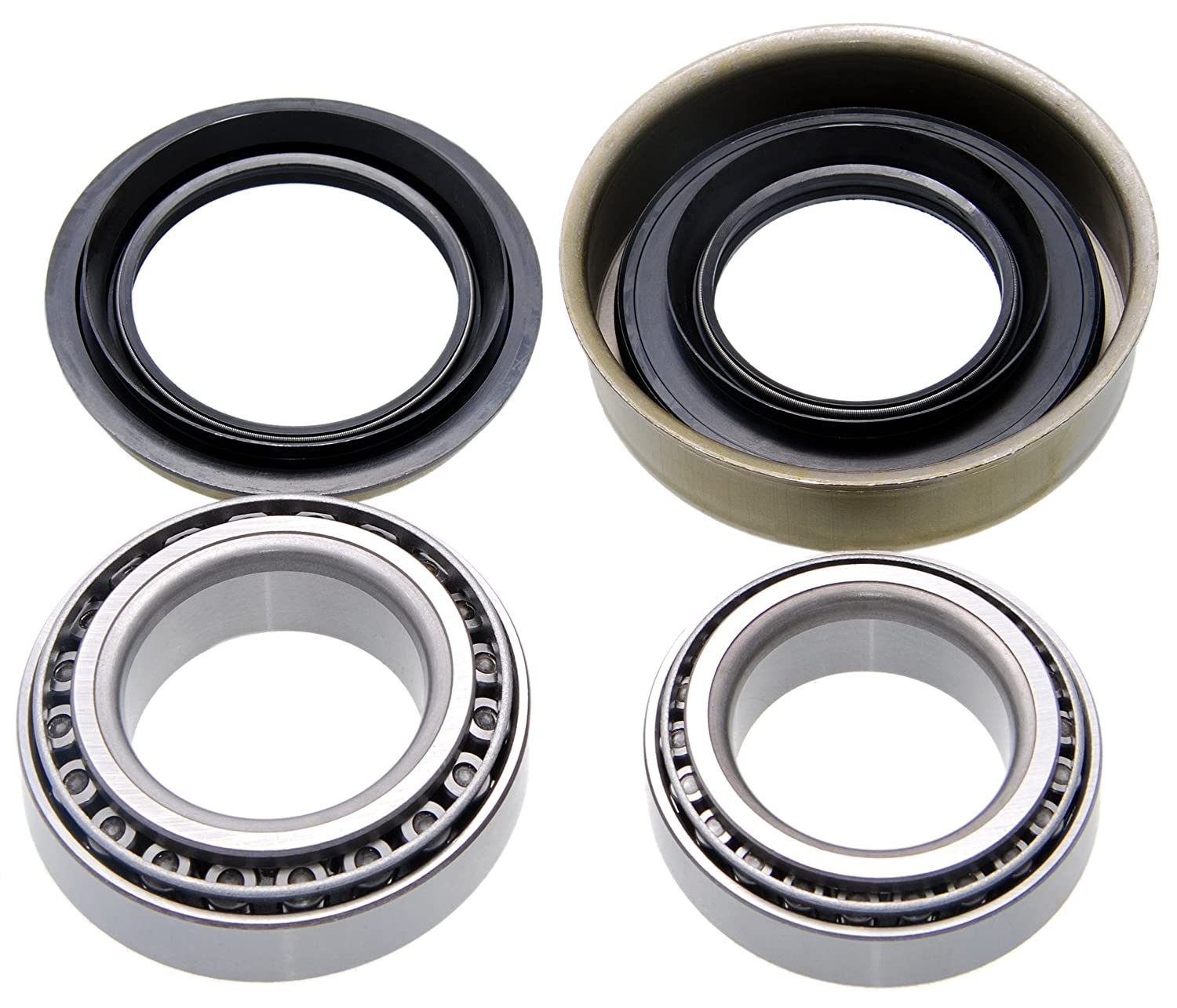FEBEST KIT-R20 Front Axle Shaft Roller Bearing Kit