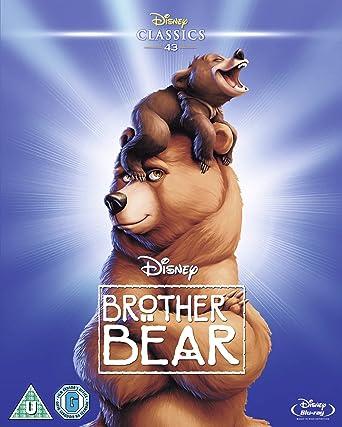 Brother Bear 2003 Limited Edition Artwork Sleeve Blu Ray Amazon Co Uk Dvd Blu Ray