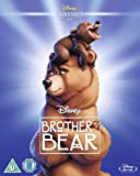 Brother Bear (2003) (Limited Edition Artwork Sleeve) [Blu-Ray]