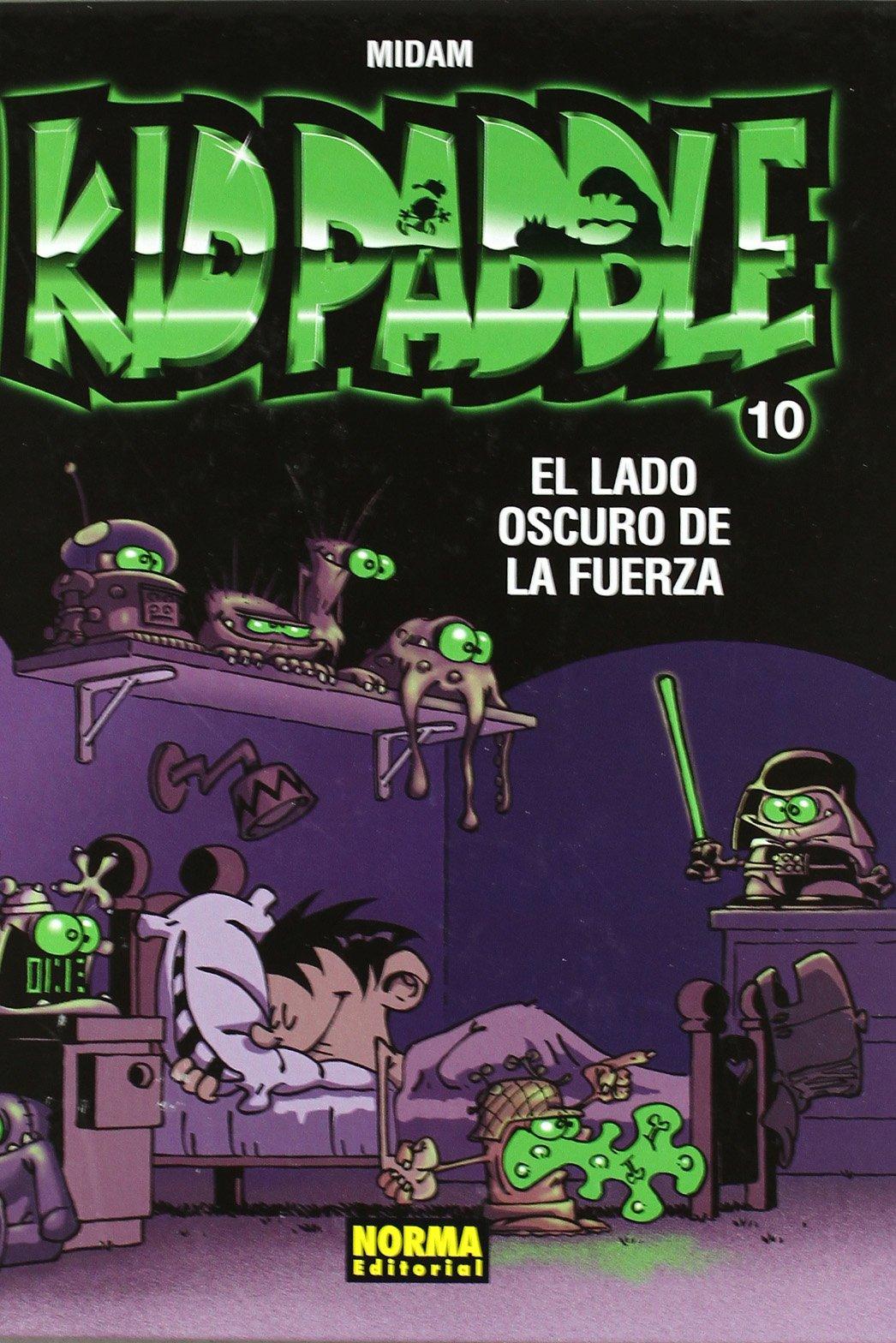Download Kid Paddle 10 El lado oscuro de la fuerza / The Dark Side of Force (Spanish Edition) pdf epub