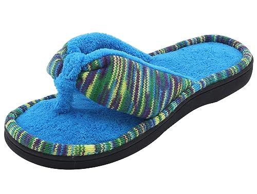 7b2304d135edb RockDove Memory Foam Flip Flops for Women