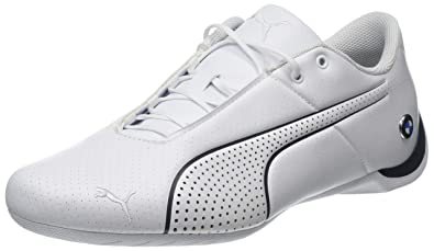 Puma BMW MMS Future Cat Ultra White  Buy Online at Low Prices in ... dbbc16271d