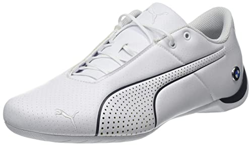 7d0bc325ec0 Puma BMW MMS Future Cat Ultra White  Buy Online at Low Prices in India -  Amazon.in