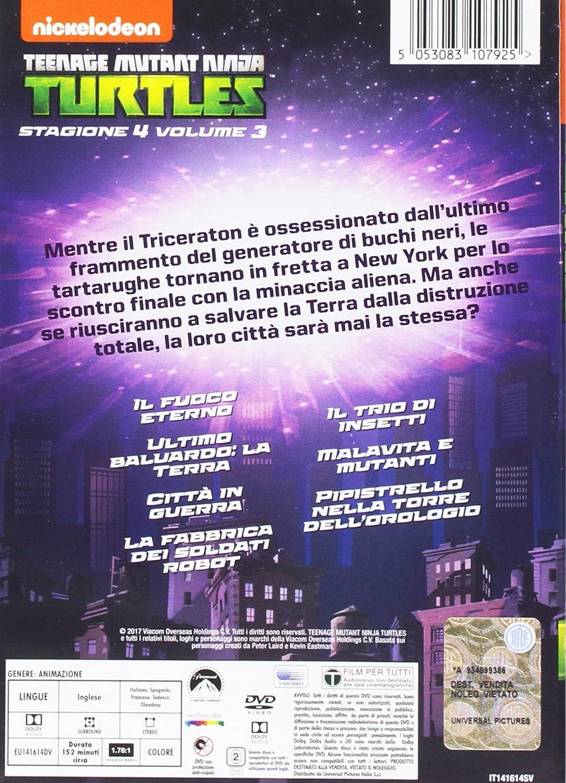 Teenage Mutant Ninja Turtles - Stagione 04 #03 - Ultimo ...