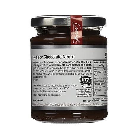 Grashoff - Crema de chocolate negro - Pack de 3 Unidades: Amazon.es: Alimentación y bebidas