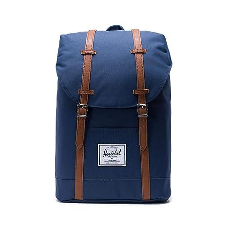 8b0437421bd Amazon.com   Herschel Retreat Backpack-Navy   Kids  Backpacks