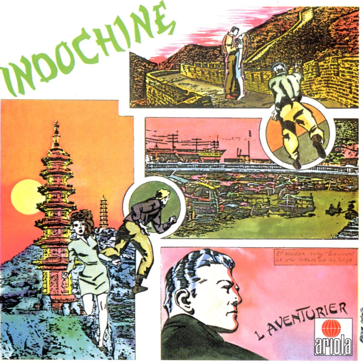 INDOCHINE MP3 LAVENTURIER TÉLÉCHARGER