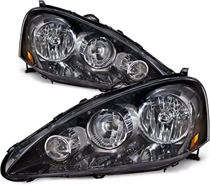 Fits 05-06 RSX Headlight Headlamp Front Head Lamp Light Left Driver Side DOT SAE