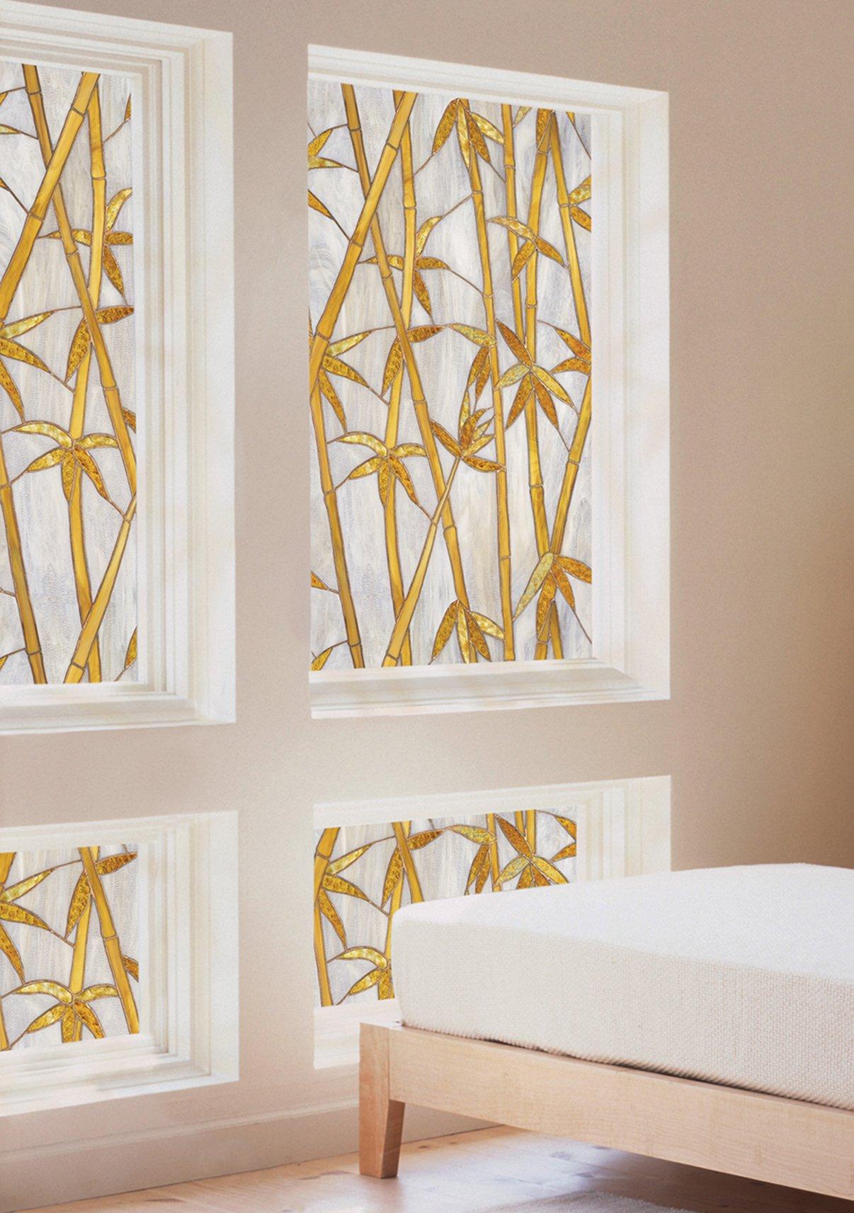 Artscape 01-0115 Bamboo Window Film 24'' x 36''