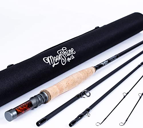Moonshine Rod Co. The Epiphany Series Euro Czech Nymph Style Fly Fishing Rod