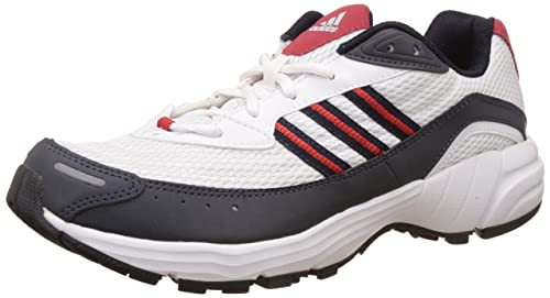 new style 22bab 5b0cc Adidas Men s Razor N.Navy, White and C.Red Running Shoes - 6