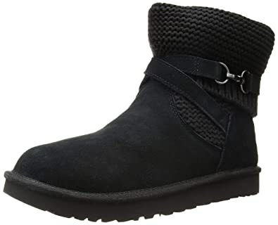 66a8f134610 UGG Women's W PURL Strap Fashion Boot
