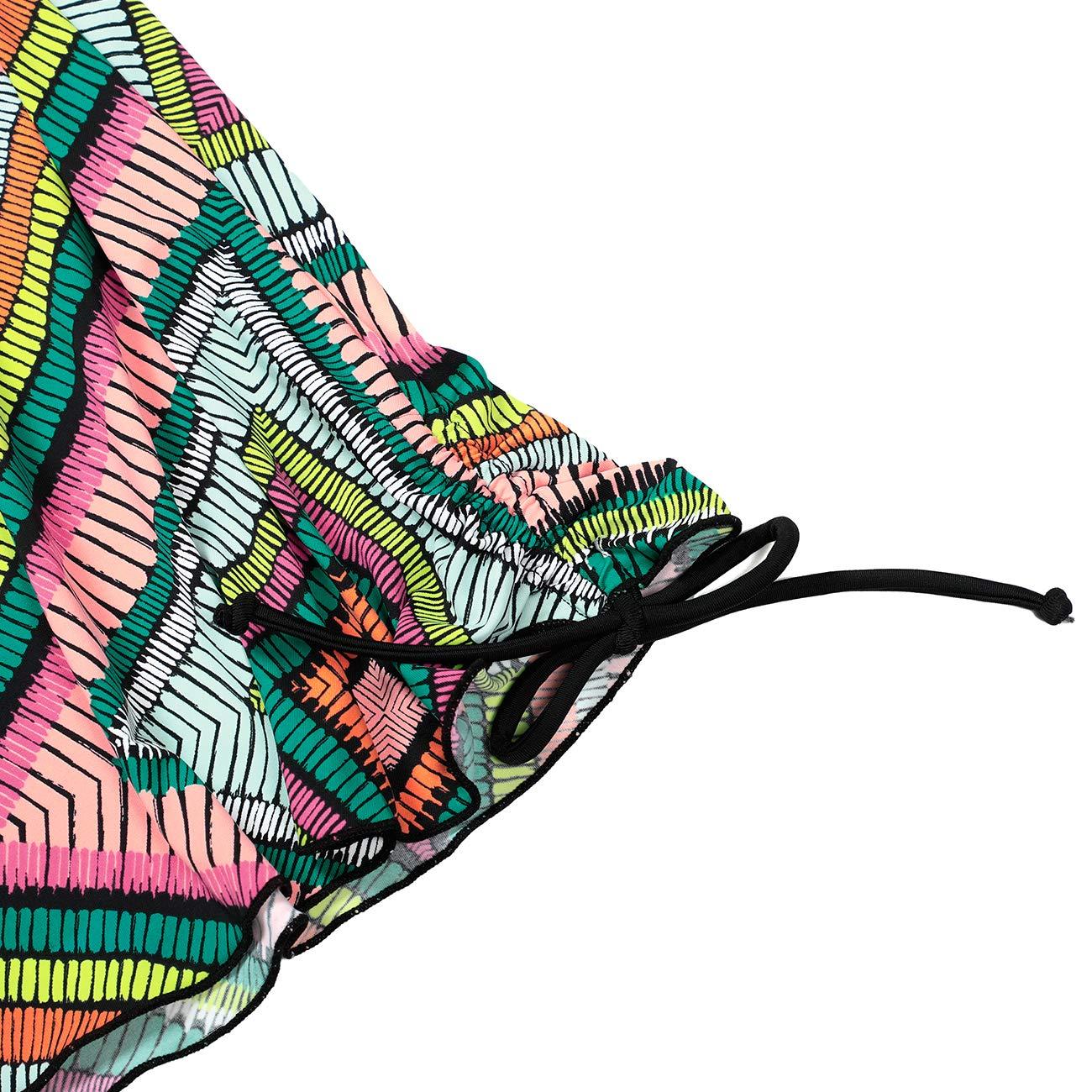 28 Pattern Optional DAYU Damen Retro Tankini Sets Gro/ße Gr/ö/ße Bademode R/ückenfrei Tankini Bikini Set Top+Shorts Swimwear Beachwear Badeanzug EU 42-58