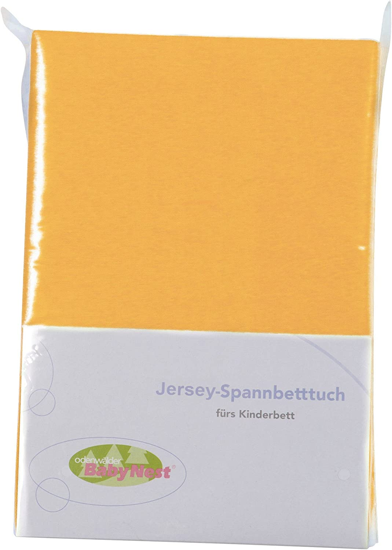 Odenw/älder S/ábana bajera ajustable 70 x 140 cm amarillo