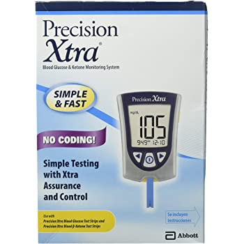 Amazon Com Fora6connect Blood Ketone And Blood Glucose