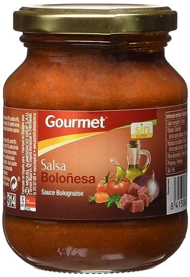Gourmet - Salsa Boloñesa, 300 g