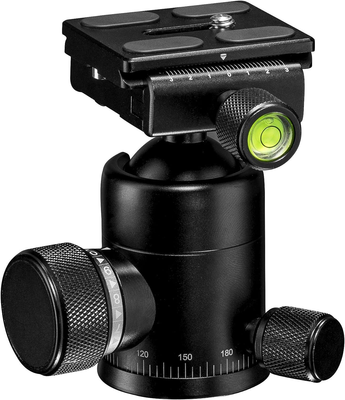 M1/–3008A Socle de fixation rapide compatible Arca-Swiss 50 mm Rotule Mantona Onyx 8 traitement professionnel pour reflex num/érique cam/éscope n cam/éra syst/ème appareil photo num/érique cam/éra sans miroir