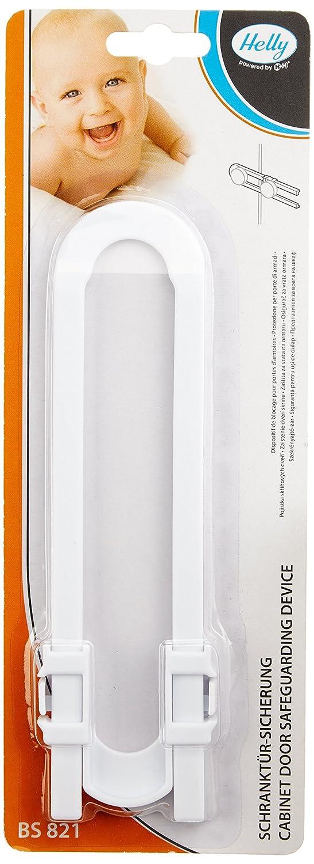 Olympia Bloque-Porte Armoire Sécurité Protection Blanc BS 821