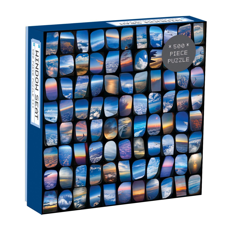 Galison Window Seat Puzzle (500 Piece)