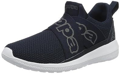 Classy, Sneakers Basses Femme, Noir (Black 1111), 39 EUKappa