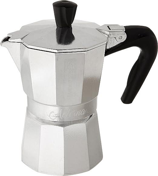 Bialetti 5098 Aeterna cafetera Espresso para 2 Tazas, Aluminio ...