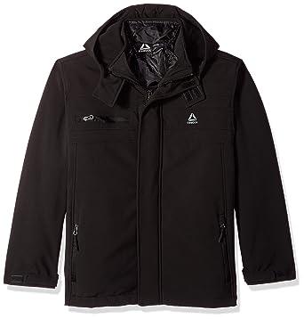 Amazon.com  Reebok Boys  Active Zipped Systems Jacket  Clothing d9c11b783