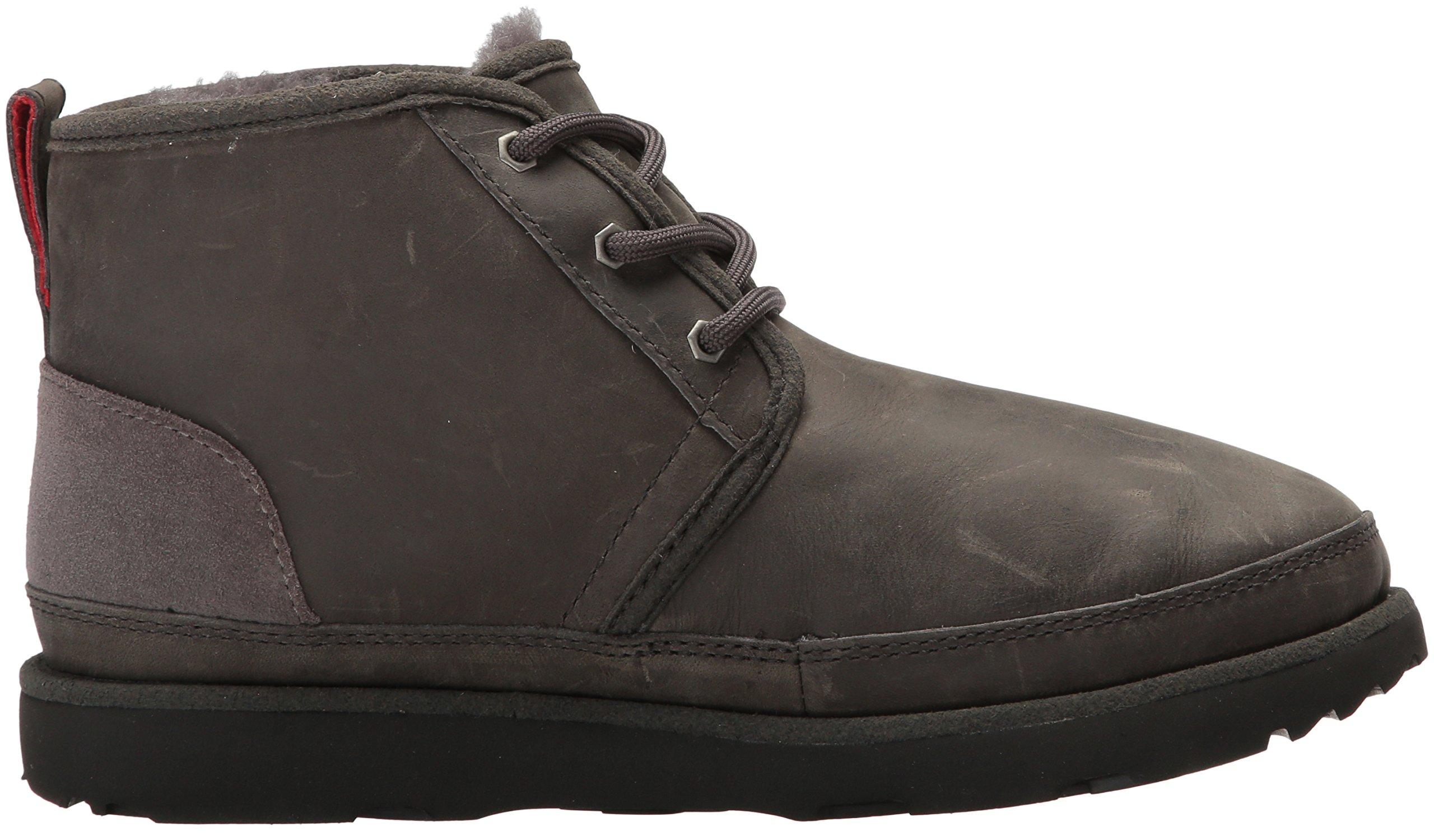 UGG Kids K Neumel II WP Pull-on Boot, Charcoal, 6 M US Big Kid by UGG (Image #7)
