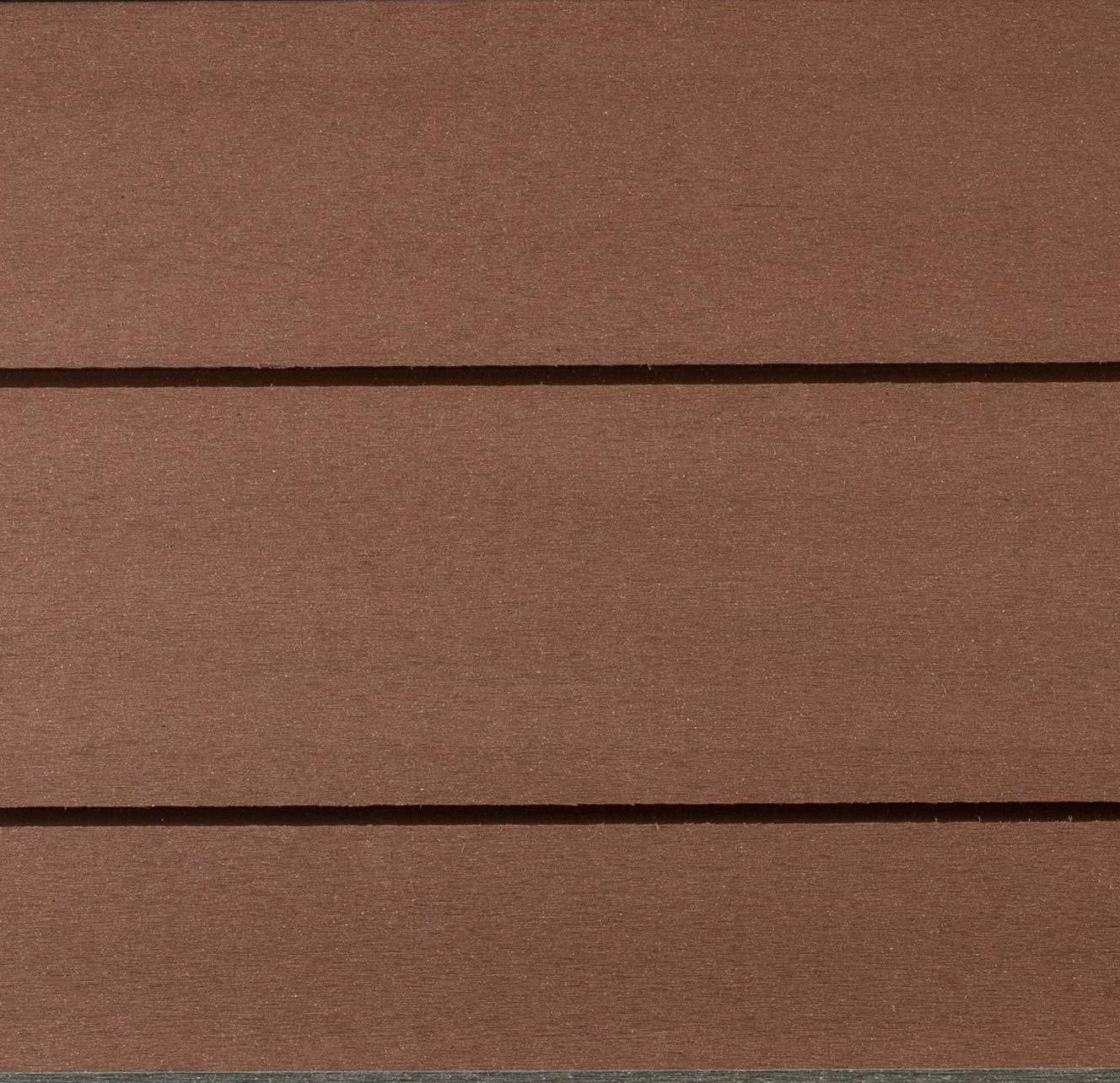 Keter - Caseta de jardín exterior Fusion 7, 5x4. Color marrón: Amazon.es: Jardín