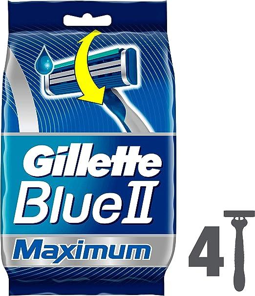 Juego de cuchillas de afeitar Gillette Sensor2 desechables para ...