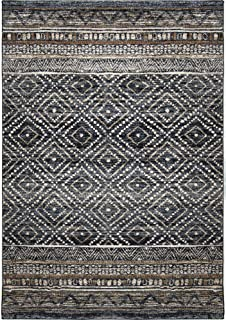 "product image for Orian Rugs Coastal Pier Indigo 7'8""x10'10"""