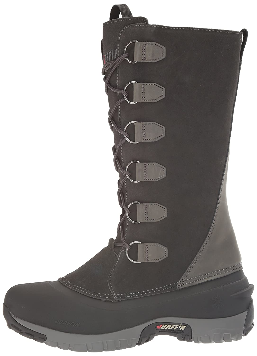 Baffin Womens Coco Insulated Suede Winter Boot