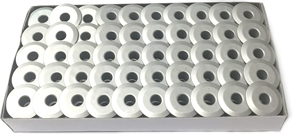 100 INDUSTRIAL máquina de coser tamaño L aluminio bobinas para ...