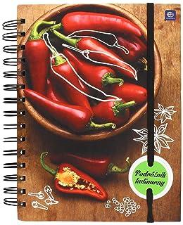Interdruk Przeppod Libro di Ricette–Traveller, Multicolore