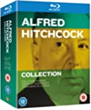 Alfred Hitchcock Collection [Blu-ray] [Import anglais]