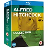 Alfred Hitchcock Collection: Dial M for Murder / North By Northwest / Strangers on a Train [Blu-ray] [1951] [Region Free]