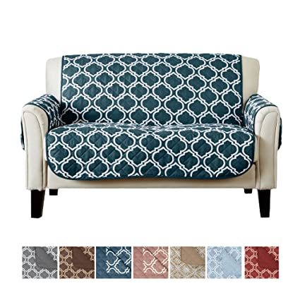 Excellent Reversible Love Seat Cover For Living Room Oversized Loveseat Furniture Protector With Secure Straps Furniture Cover For Dogs Protect From Kids Beatyapartments Chair Design Images Beatyapartmentscom