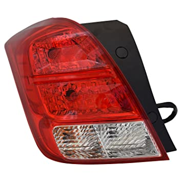 OE Replacement Tail Light CHRYSLER PACIFICA 2004-2008 Unknown CH2801171