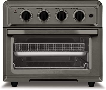 Amazon Com Cuisinart Toa 60bks Convection Toaster Oven Airfryer