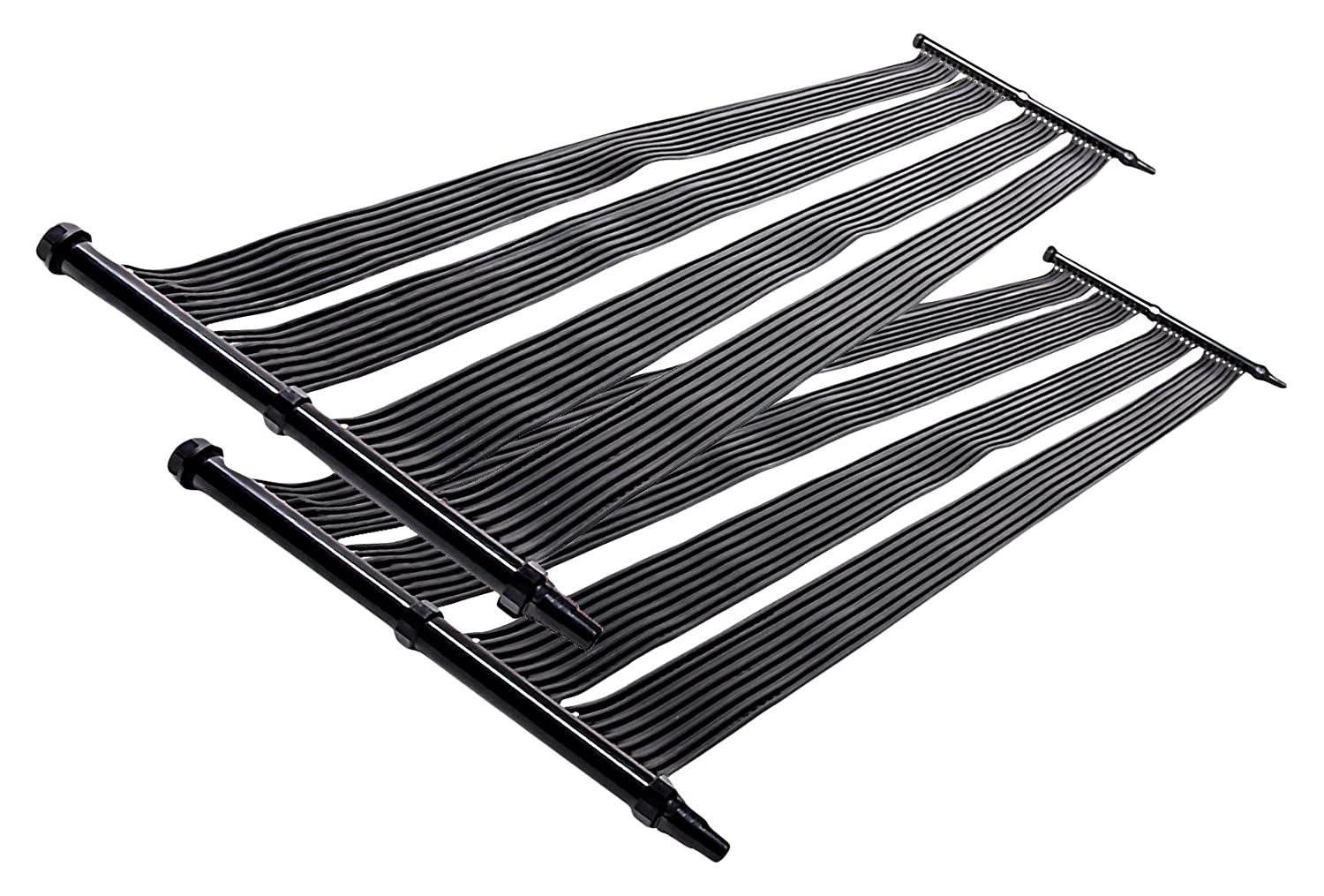 Nemaxx 2x SH6000 Solarheater 6.6 yards - solar pool heating, solar heating, swimming pool heating mat, swimming pool solar collector, warm water processing 6936